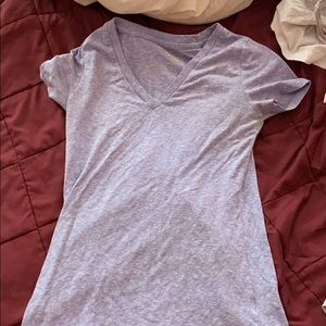 Purple Tight fit T-Shirt
